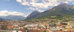 Archiv Foto Webcam Panoramablick Innsbruck 06:00