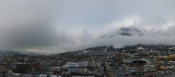Archiv Foto Webcam Panoramablick Innsbruck 07:00