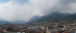 Archiv Foto Webcam Panoramablick Innsbruck 08:00