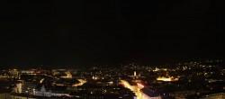 Archiv Foto Webcam Panoramablick Innsbruck 23:00