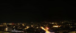 Archiv Foto Webcam Panoramablick Innsbruck 01:00