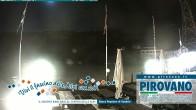 Archiv Foto Webcam Stilfserjoch: Talstation Seilbahn 20:00
