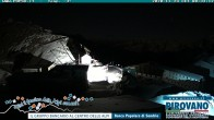 Archiv Foto Webcam Stilfserjoch: Albergo Quarto Pirovano 18:00