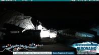 Archiv Foto Webcam Stilfserjoch: Albergo Quarto Pirovano 20:00