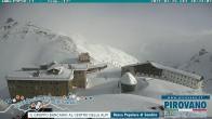 Archiv Foto Webcam Stilfserjoch: Albergo Quarto Pirovano 04:00