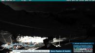 Archiv Foto Webcam Stilfserjoch: Blick zum Valle del Braulio 18:00