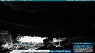 Archiv Foto Webcam Stilfserjoch: Blick zum Valle del Braulio 20:00
