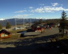 Archived image Webcam View at the parking area at the Chapelco Ski Resort 03:00