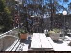 Archiv Foto Webcam Balkon Cedarwood Apartments, Falls Creek 08:00