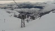 Archived image Webcam Diente de Caballo (North) - Top Station 04:00