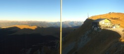 Archived image Webcam Seceda panorama view 02:00