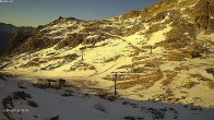 Archived image Webcam Catedral Alta Patagonia: Chairlift Punta Nevada 02:00
