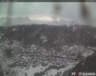 Archiv Foto Webcam Edelweiss Zermatt 02:00