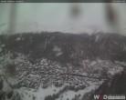 Archiv Foto Webcam Edelweiss Zermatt 08:00