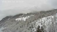 Archiv Foto Webcam Air Zermatt 04:00