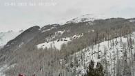 Archiv Foto Webcam Air Zermatt 08:00