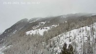 Archiv Foto Webcam Air Zermatt 10:00