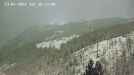 Archiv Foto Webcam Air Zermatt 12:00
