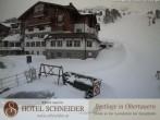 Archiv Foto Webcam Hotel Schneider 12:00