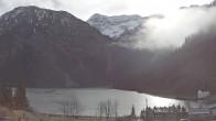 Archiv Foto Webcam Plansee in Tirol 04:00