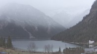 Archiv Foto Webcam Plansee in Tirol 10:00