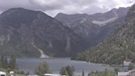 Archiv Foto Webcam Plansee in Tirol 08:00