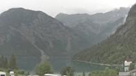 Archiv Foto Webcam Plansee in Tirol 12:00