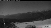 Archived image Webcam Peak of Whistler 19:00