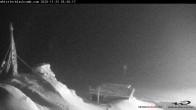 Archiv Foto Webcam Whistler Peak 23:00
