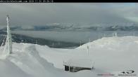 Archiv Foto Webcam Whistler Peak 03:00