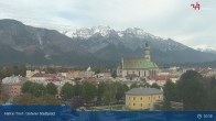 Archiv Foto Webcam Oberer Stadtplatz in Hall in Tirol 04:00