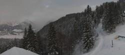 Archived image Webcam Söllereck Top Station 10:00