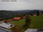Archiv Foto Webcam Mitterdorf: Ausblick Hotel Waldeck 08:00