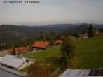 Archiv Foto Webcam Mitterdorf: Ausblick Hotel Waldeck 10:00