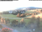 Archiv Foto Webcam am Panorama Hotel in Oberwiesenthal 05:00