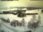 Archiv Foto Webcam am Panorama Hotel in Oberwiesenthal 02:00
