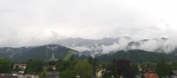 Archiv Foto Webcam Panoramakamera am Rathaus Garmisch 04:00