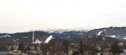 Archiv Foto Webcam Panoramakamera am Rathaus Garmisch 02:00