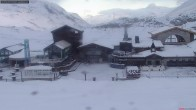 Archived image Webcam La Folie Douce - Tignes 02:00