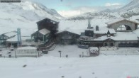Archived image Webcam La Folie Douce - Tignes 04:00
