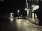 Archiv Foto Webcam Kirchplatz Zermatt 22:00