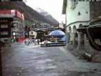 Archiv Foto Webcam Kirchplatz Zermatt 00:00