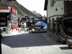 Archiv Foto Webcam Kirchplatz Zermatt 04:00