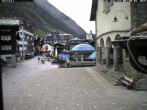 Archived image Webcam Zermatt - Centre 00:00