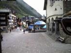 Archived image Webcam Zermatt - Centre 02:00