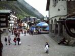 Archived image Webcam Zermatt - Centre 04:00