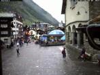 Archived image Webcam Zermatt - Centre 10:00