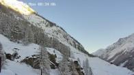Archiv Foto Webcam Spiss Zermatt 02:00