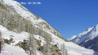 Archiv Foto Webcam Spiss Zermatt 04:00