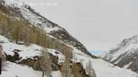 Archiv Foto Webcam Spiss Zermatt 08:00
